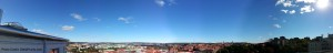 panoramic view of gothenburg sweden