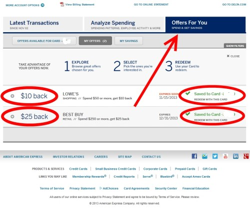 great savings with my delta amex reserve card business delta points blog