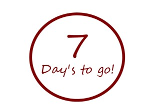 7 days to go delta points blog