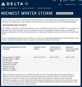 delta midwest winter storm 22jan2013