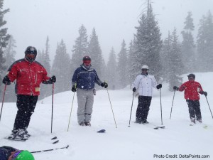 rene-dale-lisa-hank skiing in utah delta points blog