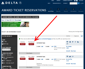 how to find saver seats delta to hawaii (1)