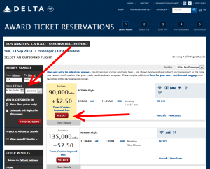 how to find saver seats delta to hawaii (6)
