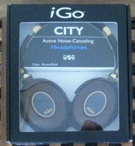 igo active noise canceling headphones
