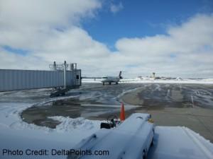crj200 SBN airport delta points blog