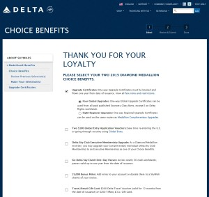 delta dimond medallions choice benefits GU certs now live