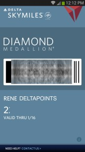 rene deltapoints delta fly app phone dm card