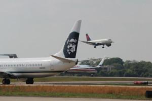 alaska & delta jets