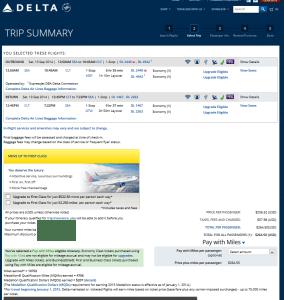 delta-com Seattle to Charlotte