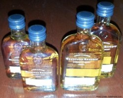 new PETE 1 plastic woodford bottles delta points blog