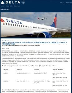 delta-com jfk-arn news