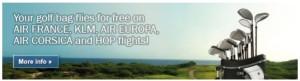 golf clubs fly free on af klm flights if you register