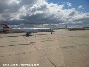 american airlines jets ord delta points blog
