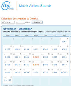 lax-atl-oma weekdays only