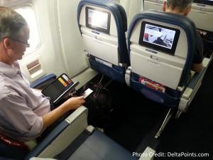 Exit row seats delta A330 atl to ams delta points 2blog
