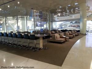 Korean Air lounge LAX Delta Points blog  (2)