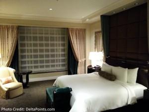Suite upgrade IHG The Palazzo LAS Delta Points blog (2)