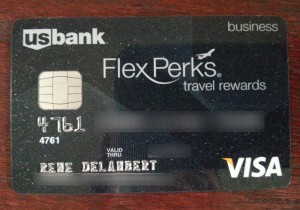 my flex perks card