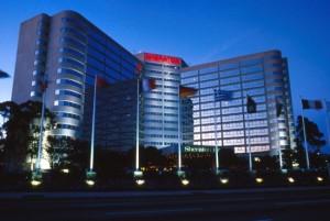 Stock photo Sheraton LAX