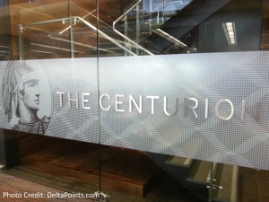 American Express Centurion Lounge SFO Delta Points blog