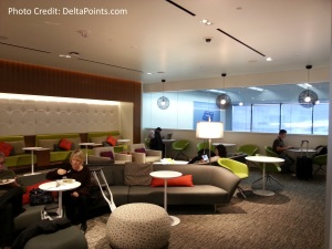 SFO San Francisco AMEX Centurion lounge Delta Points blog (15)