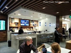 SFO San Francisco AMEX Centurion lounge Delta Points blog (8)