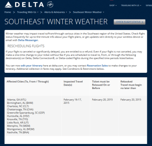 16-17feb15 southeast winter weather delta