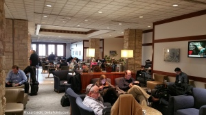 Salt Lake SLC  Delta Skyclub Delta Points blog (4)