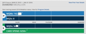 rene has completed earning 2016 medallion status delta points blog
