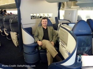 rene in delta BE seat 777