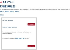 pay with miles fare rules
