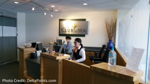 The CLUB at SEA Delta Points blog review (4)