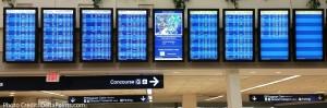 flight board at msp airport delta points blog