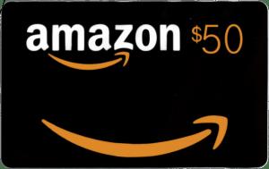 50-amazon gift card
