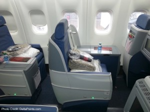 DeltaONE seats 767 business class what is the best seat delta points blog (1)