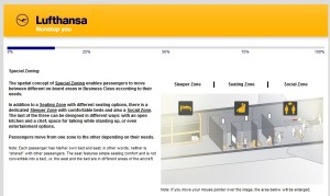 Lufthansa business class new product survey delta points blog (1)