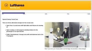 Lufthansa business class new product survey delta points blog (4)