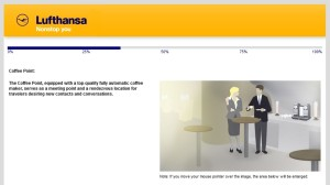 Lufthansa business class new product survey delta points blog (7)