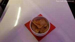 Virgin Atlantic Dining Upper Class Atlanta to Manchester Delta Points blog (1)