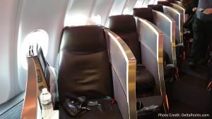 Virgin Atlantic Upper Class seats A330 Atlanta to Manchester England Delta Points blog (3)