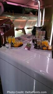 bar onboard virgin atlantic atlanta to manchester delta points blog