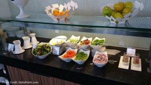 Centurion Club Miami lunch and dinner choices (2)