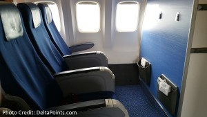 KLM Euro business class from Manchester to Amsterdam then to Gothenburg Delta Points blog (1)