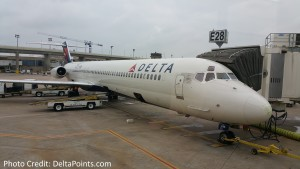 my ride home after SDC delta points blog