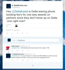 delta assist says no to wave booking fee
