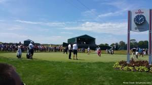 putting green 2015 PGA Championship Whistling Straits Kohler Wisconsin delta points blog