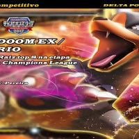 HOUNDOOM EX / ORICORIO - Top 8 na etapa de Aichi da Champions League