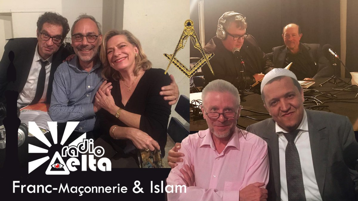 1,2,3, Soleil ! – 11 – 27 octobre 2017 – Podcast de l'émission : « Franc-maçonnerie et Islam, un dialogue possible ? »