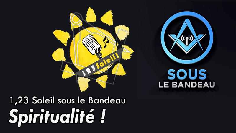 Émission exceptionnelle, franco-québécoise, en direct live et impromptue ! « 1,2,3 Soleil sous le Bandeau »