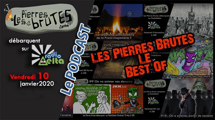 Best Of hivernal – Spécial Pierres brutes 10 janvier 2019 – Podcast